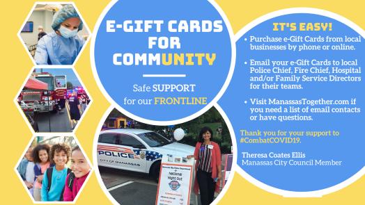 e-gift card for community v7